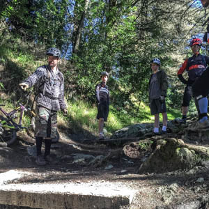 learn the best lines - mtb skills clinics